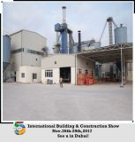 Pianta di fabbricazione della polvere del gesso del gas naturale