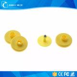 De hete Verkopende Markering van het Oor van het Vee RFID van de Schapen van het Vee van het Gebruik van het Landbouwbedrijf UHF Dierlijke