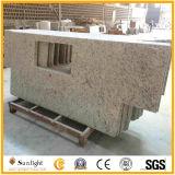 O granito /topo em mármore e cozinha bancadas de trabalho para casa de banho
