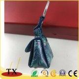 Chaîne principale personnalisée de mini cuir créateur de sac