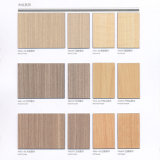 Hotel/Laboratorio/Oficina Decoración Gabinete / hoja laminado hpl de grano de madera para muebles