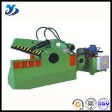 Le métal hydraulique de cisaillements hydrauliques de l'alligator Q43 tond le cisaillement hydraulique d'alligator pour des aciers de rebut de découpage