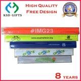 Wristband riflettente di schiaffo del PVC stampato abitudine del commercio all'ingrosso del regalo di promozione