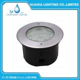 A associação do diodo emissor de luz de IP68 27W 36W RGB ilumina a luz subaquática do diodo emissor de luz