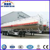 40-80 de Cbm do depósito de gasolina reboque de alumínio Semi