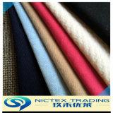 Tissu de Tweed de laine