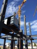 商業地球の震動の抵抗の建物の高層鉄骨構造