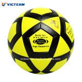 Шарик PVC Futsal PU кожи бутилового пузыря синтетический