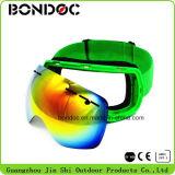 Anti-Scratch neige de haute qualité des verres de lunettes de ski