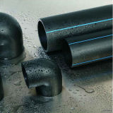 Tubos al por mayor del drenaje del HDPE de la alta calidad, tubos del HDPE del diámetro grande