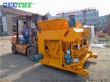 Qmy6-25 Máquina de tijolo de cimento concreto a postura da máquina de bloco