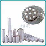 5 mícrons 10 núcleo plissado 20 polegadas da filtragem do cartucho micro para a carcaça de filtro do aço inoxidável