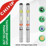 Chimpanzé Multiestágio Série SD profundo de alta pressão da bomba de água eléctrica submersível
