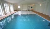 Cubierta de piscina cubierta Piscina transparente