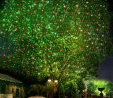 Luz de Natal solar impermeável esperta do laser do jardim da jarda de Lown