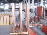Radiateur en aluminium de Tubeheat d'en cuivre d'ailette