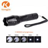 800lm Trabajo Linterna recargable linterna LED de alta potencia