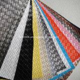 Украшение кожи мебели PVC Китая Rexine