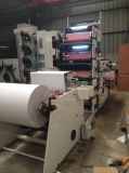 Sac de papier Machine d'impression flexographique 650mm