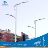 delight De Al07 IP67 CREE LED 모듈 태양 LED 가로등