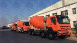 Sinotruk HOWO 8X4 12m3の具体的なミキサーのトラック