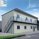 사무실 /Building 물자를 위한 샌드위치 위원회 조립식으로 만들어진 호화스러운 집 또는 조립식 가옥 집