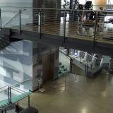 Prima 스테인리스 계단 방책 가격 인도 케이블 가로장 분대