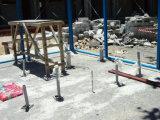 El bastidor de acero tipo K de la oficina Material de construcción prefabricada de paneles sándwich EPS/Casa prefabricados en la construcción de contenedor/Casa/Chalet Casa