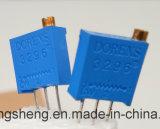 Potenciómetro montado PWB del condensador de ajuste