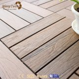 Hot Sale facile à installer DIY WPC Decking de tuiles de verrouillage