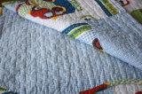 Kundenspezifische vorgewaschene haltbare bequeme Bettwäsche steppte die Bettdecke der Bettdecke-1-Piece, die für 66 eingestellt wurde
