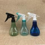 bouteille en plastique de fleur de l'eau de l'animal familier 250ml avec le jet pour le jardin
