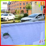 壁に取り付けられた屋外の旗、ハングするモール旗、ビニールの旗を広告する