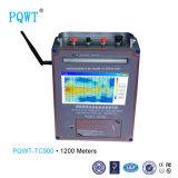 1200m 휴대용 깊은 지하 물 검출기 기계 (PQWT-TC900)