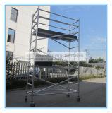 De veilige SGS Goedgekeurde Steiger van de Trede van het Aluminium voor Decoratie
