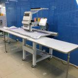 Testa Wy1201cl di grande zona del ricamo della macchina del ricamo della protezione singola