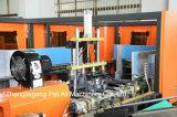 4 de la cavidad automática de contenedor de plástico fabricante de máquinas de moldeo por soplado extrusión