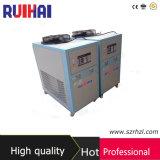 비용 성과 2HP 가공 식품 필드 산업 냉각장치를 위한 공기에 의하여 냉각되는 냉각장치 5.67kw/1.5ton 냉각 수용량 4872kcal/H