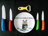 安いジルコニアの陶磁器のナイフセット