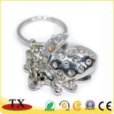 Fabrique en chaîne principale animale faite sur commande de chaîne principale de forme de grenouille de la Chine