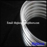 Fornitore del tubo del quarzo di Spiring della radura di elevata purezza