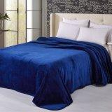 Одеяло ватки качества одеяло Китай кровати 380 GSM противостатическое супер мягкое облегченное теплое пушистое