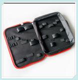 携帯用ヘアースタイルの工具セットの方法様式の道具袋