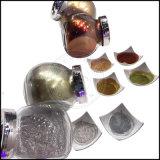 Metallisches Kristallchamäleon-Chrom-Spiegel-Nagel-Funkeln-Pigment