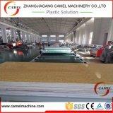 Chaîne de production de panneau de mousse de croûte de PVC