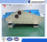 Residuos de alta calidad de la pantalla Vibarting deshidratación de la máquina para ás