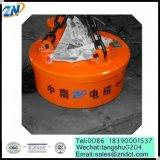 Над-Высокий электромагнит температуры MW03-90L/3 круговой поднимаясь для плиты Hadling толщиной стальной