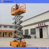 La Chine0.23-12 Sjyz Fabricant pour 12m Auto Mobile Table élévatrice à ciseaux avec la CE l'ISO