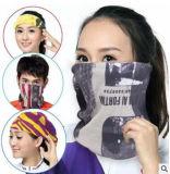 Nouvelle conception de la Chine au bandana multifonction personnalisé bon marché de gros