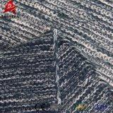 Couverture d'acrylique de maneton de Knit de câble teinte par filé neuf de modèle